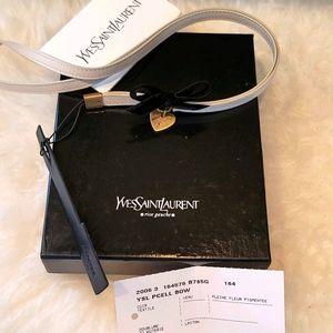 FREE Yves Saint Laurent wristlet